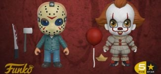 New Horror Collectibles