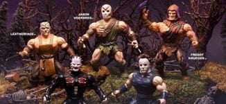 New Horror Action Figures