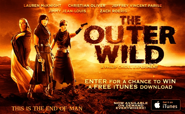 Contest: Win a Free iTunes Download of New Movie THE OUTER