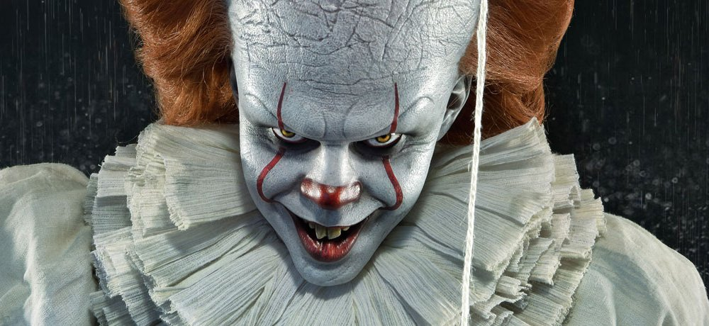 Pennywise Tour 2020 Photos of Prime 1 Studio's New Pennywise Statue, Coming in 2020