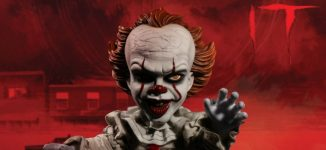 Talking Pennywise Figure