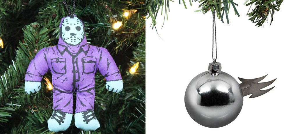 Horror Christmas Ornaments.Daily Dead S 2018 Holiday Gift Guide Horror Themed