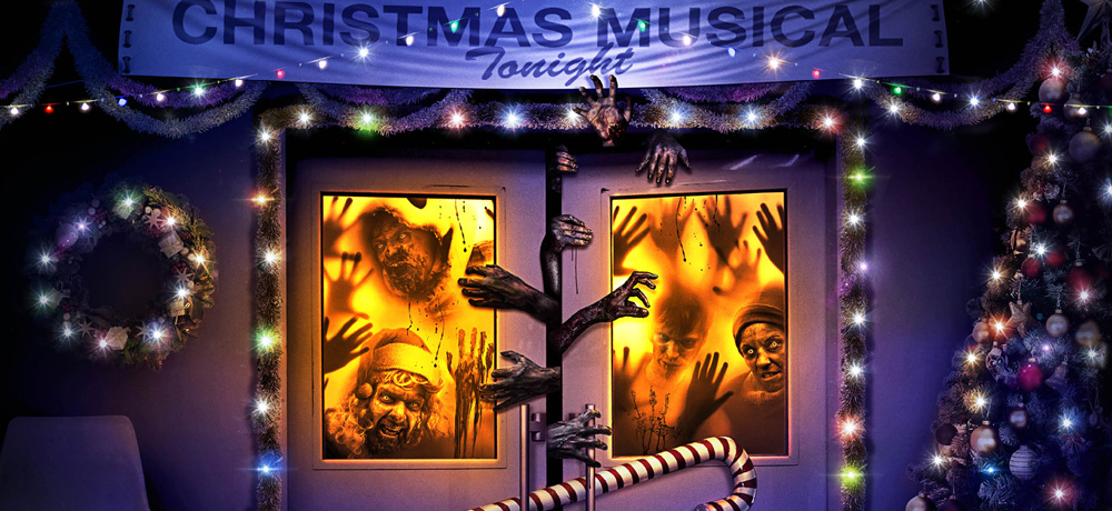 Zombie Christmas Musical.Listen To Director John Mcphail Discuss The Zombie Christmas