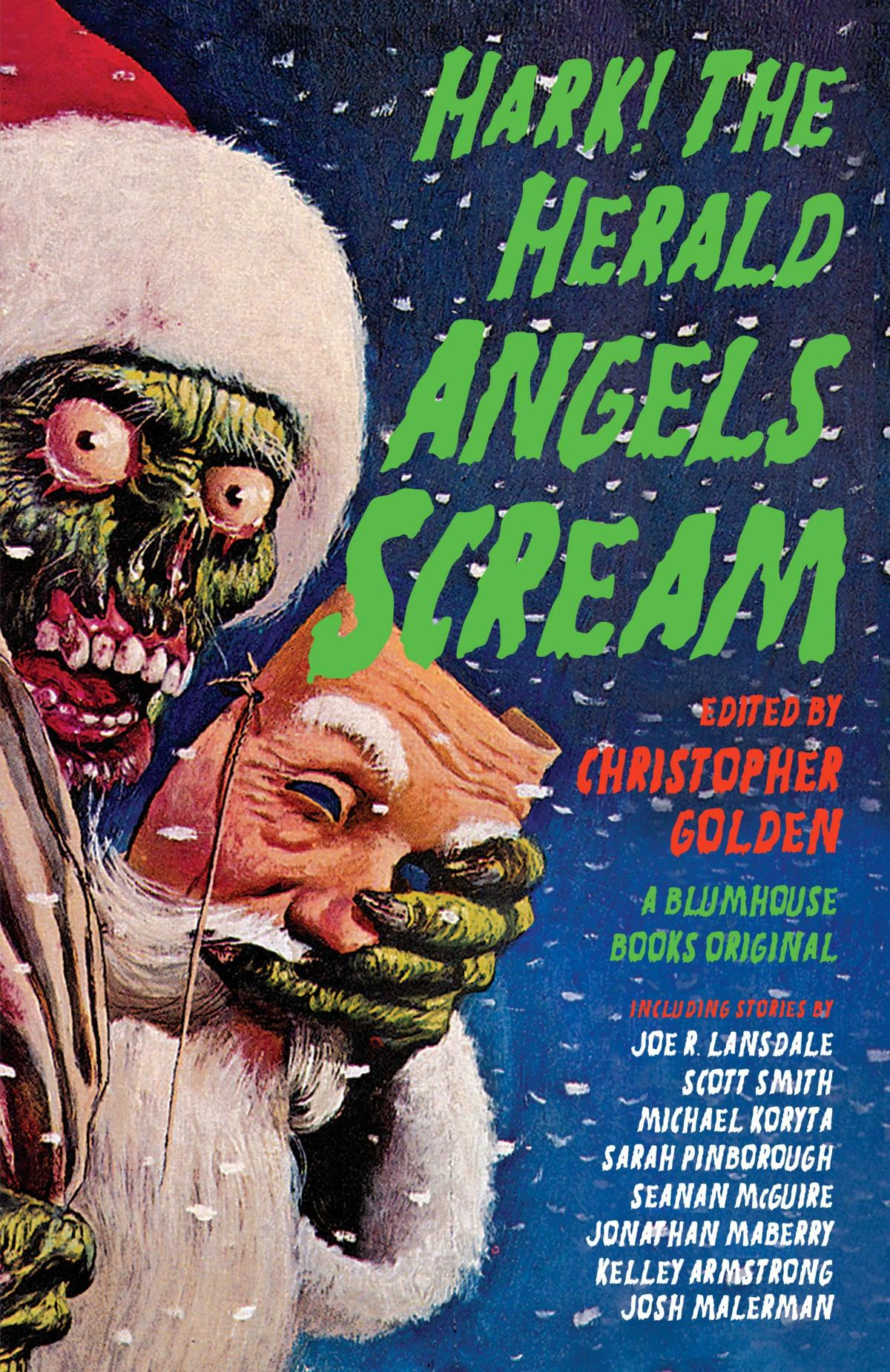 Bestselling author and editor Christopher Golden shares his love for  Christmas horror stories with this anthology of all-new short fiction from  some of the ...