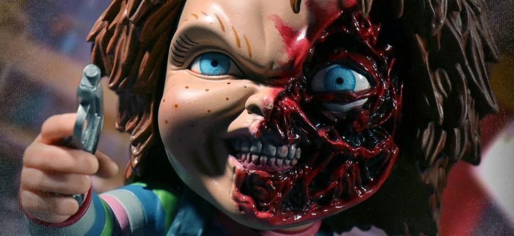 The Mezco Designer Series Deluxe Chucky Doll Wants To Play In 2019
