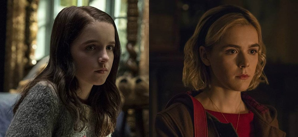 Mckenna Grace To Play Young Sabrina In Chilling Adventures