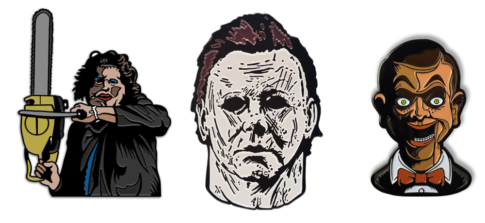 Daily Dead's 2018 Holiday Gift Guide: It's an Enamel Pin