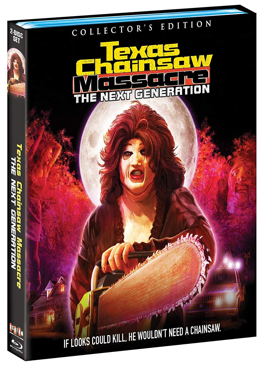 Contest: Win TEXAS CHAINSAW MASSACRE: THE NEXT GENERATION