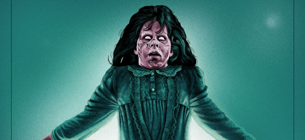 THE EXORCIST Screen Print