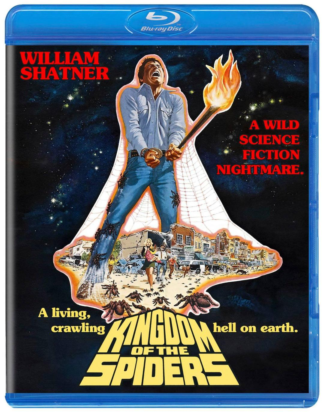 Kino Lorber to Release Blu-ray of KINGDOM OF THE SPIDERS (1977) from