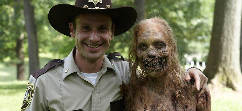 Listen to the CORPSE CLUB Discuss THE WALKING DEAD TV Series