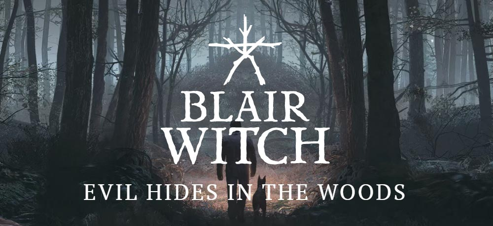 Image result for blair witch game 2019