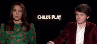 CHILD'S PLAY Interviews