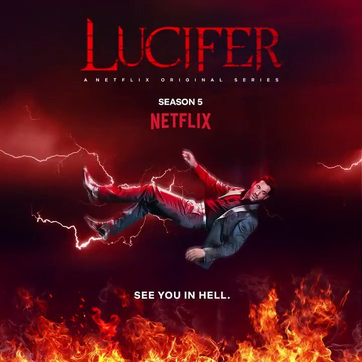 Lucifer Netflix: Netflix Renews LUCIFER For Fifth And Final Season