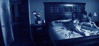 New PARANORMAL ACTIVITY