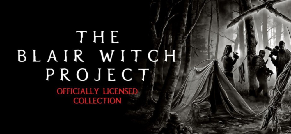 Fright-Rags Celebrates 20 Years of THE BLAIR WITCH PROJECT