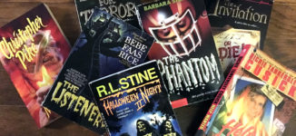 '90s Teen Horror Books