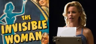 New INVISIBLE WOMAN