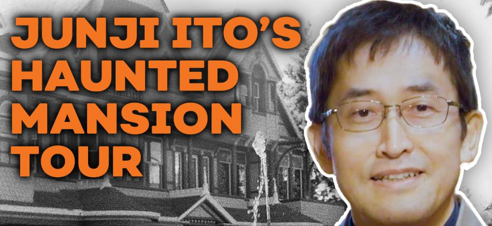2020 Winchester Mansion Halloween Tours Horror Highlights: Junji Ito Tours the Winchester Mystery House
