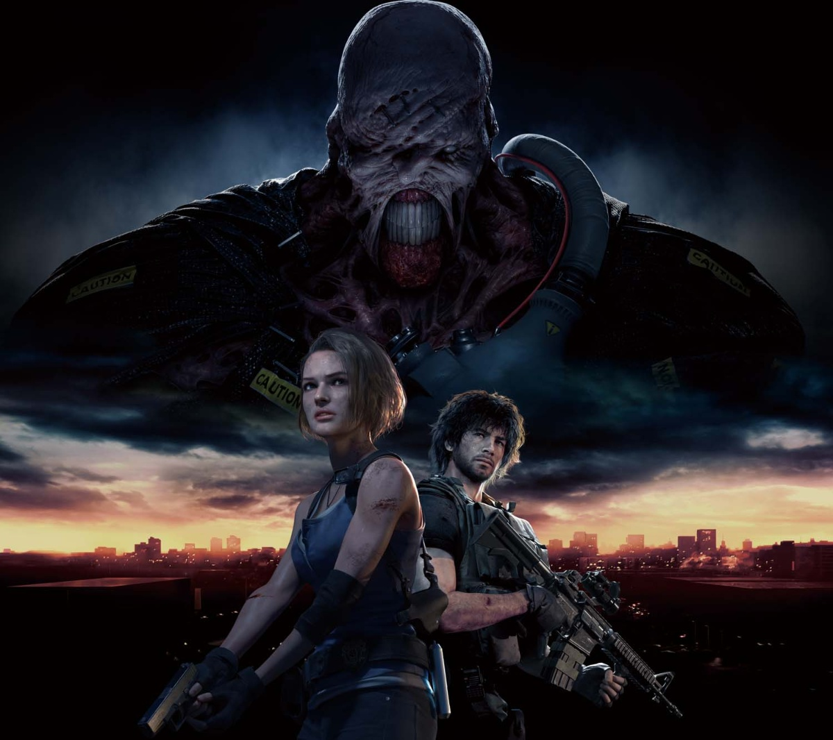 Return To Raccoon City In Trailer For Reimagined Resident