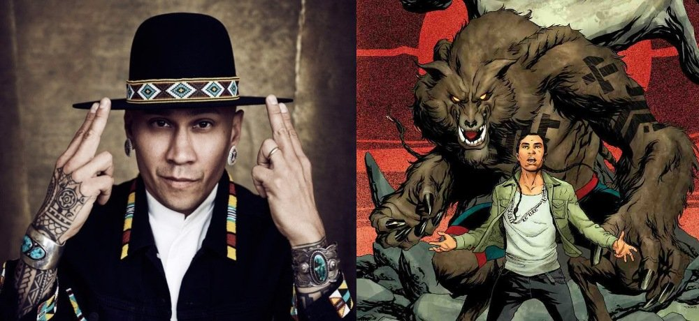 Marvel Reveals New WEREWOLF BY NIGHT Comic Book Series Co-Written by Taboo of The Black Eyed Peas and Benjamin Jackendoff