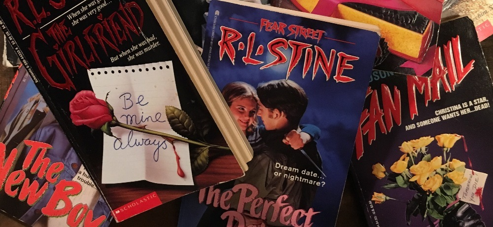 Collecting Spotlight] '90s Teen Horror Books: Special Valentine Edition -  Daily Dead