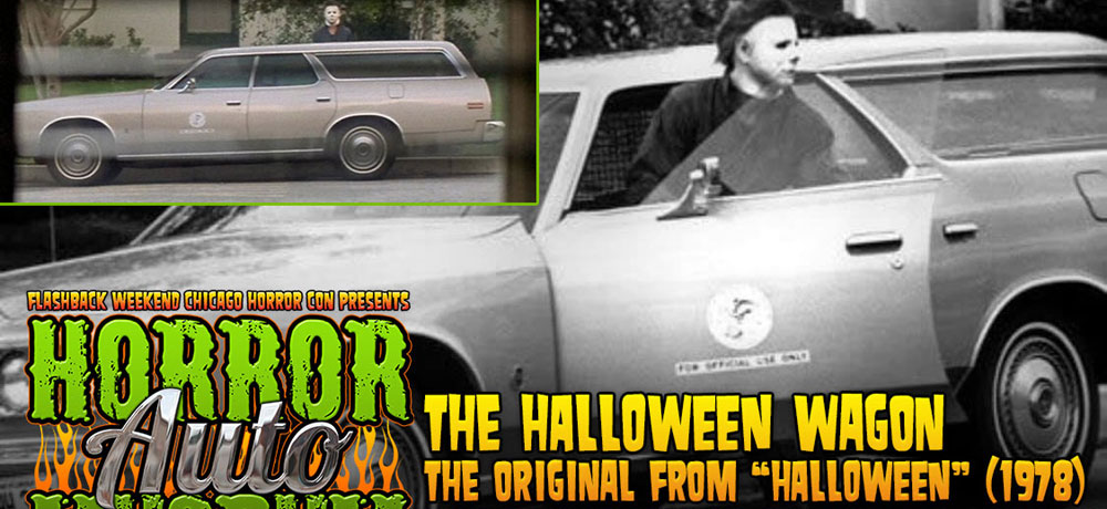 Halloween 1978 And 2020 Feature Flashback Weekend 2020 to Feature Long Lost Wagon from John