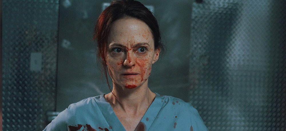 Fantasia 2020 Review Brea Grant S 12 Hour Shift Is A Viciously Entertaining Dark Comedy Daily Dead