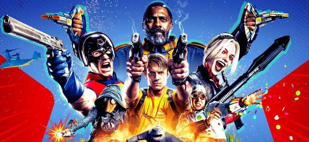 Review: THE SUICIDE SQUAD